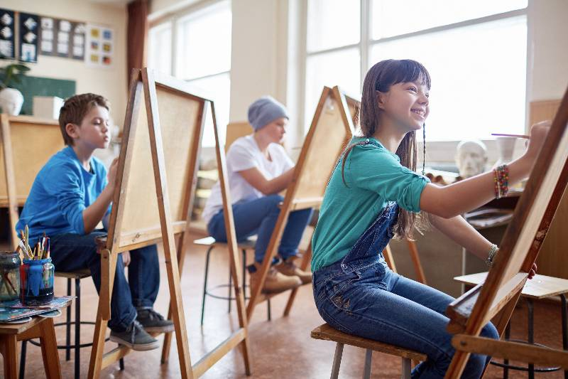 Art Camps for Kids