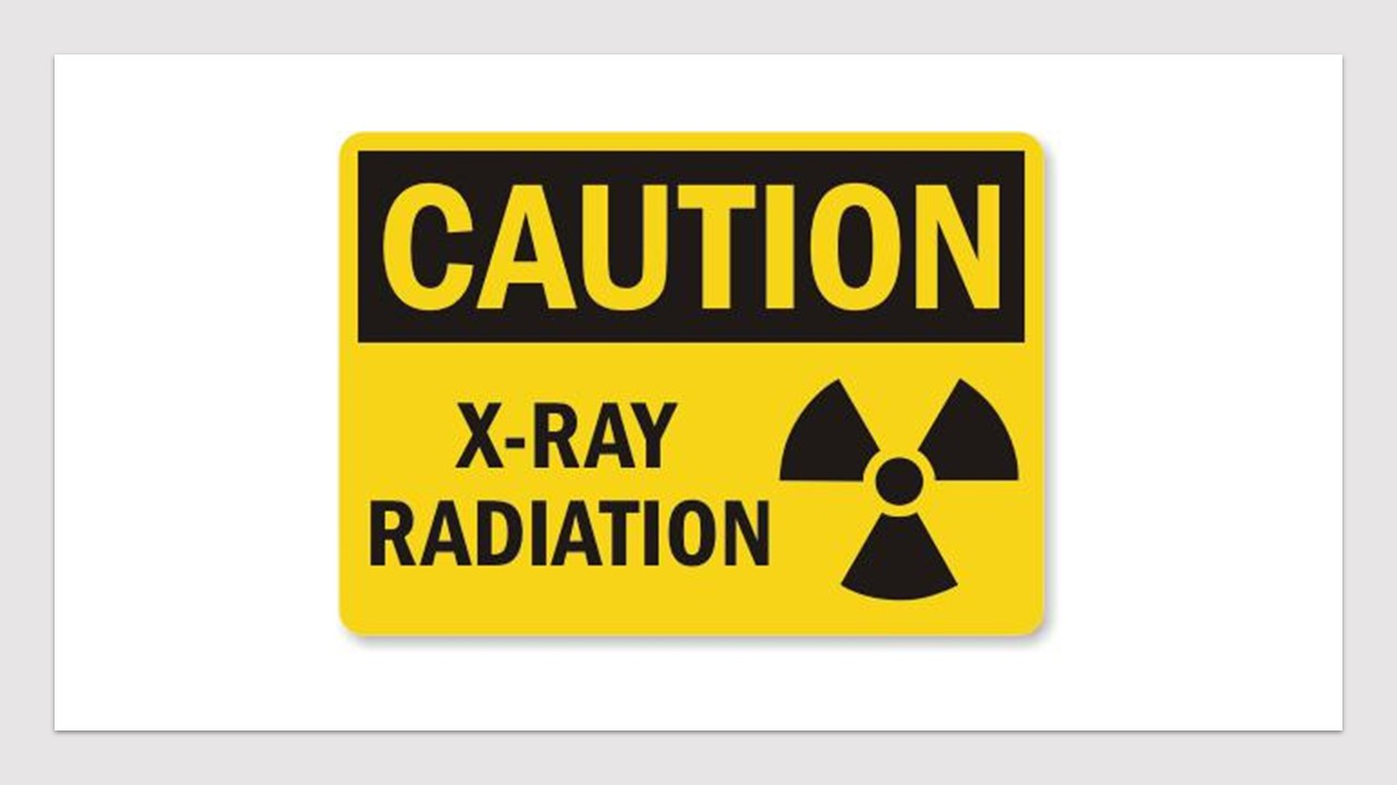 X-Ray Safety