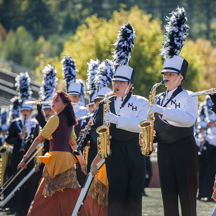 High school bands to gather for Tournament of Champions