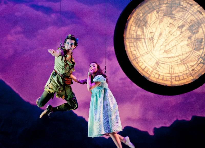 Peter Pan at Bardo Arts Center