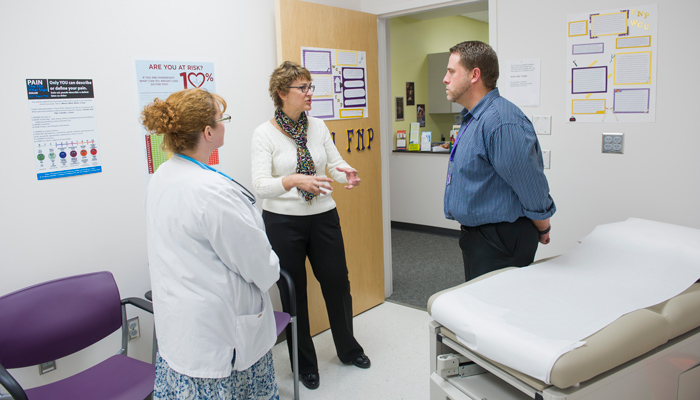 Family Nurse Practitioner Clinic